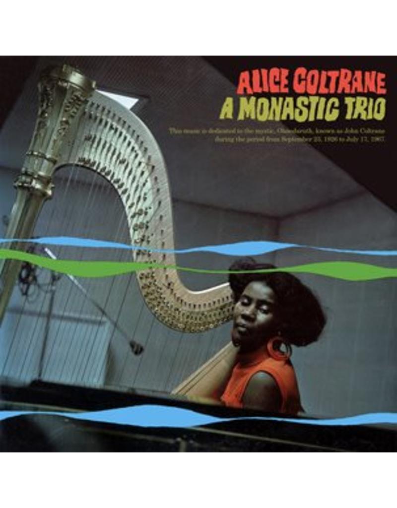 Superior Viaduct Coltrane, Alice: A Monastic Trio LP