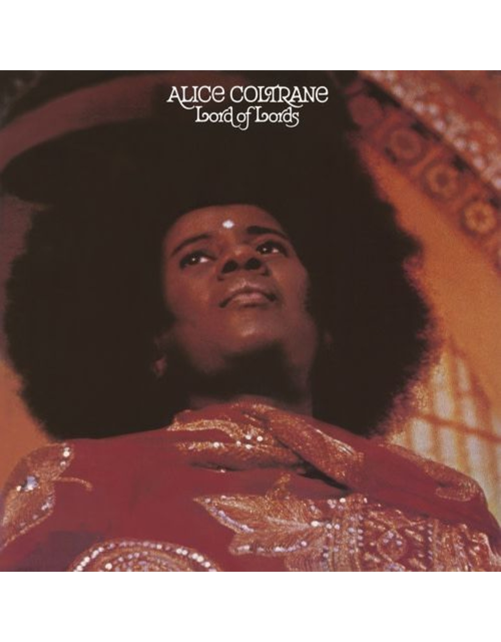 Superior Viaduct Coltrane, Alice: Lord Of Lords LP