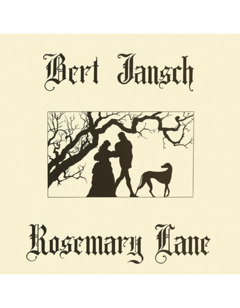 Superior Viaduct Jansch, Bert: Rosemary Lane LP