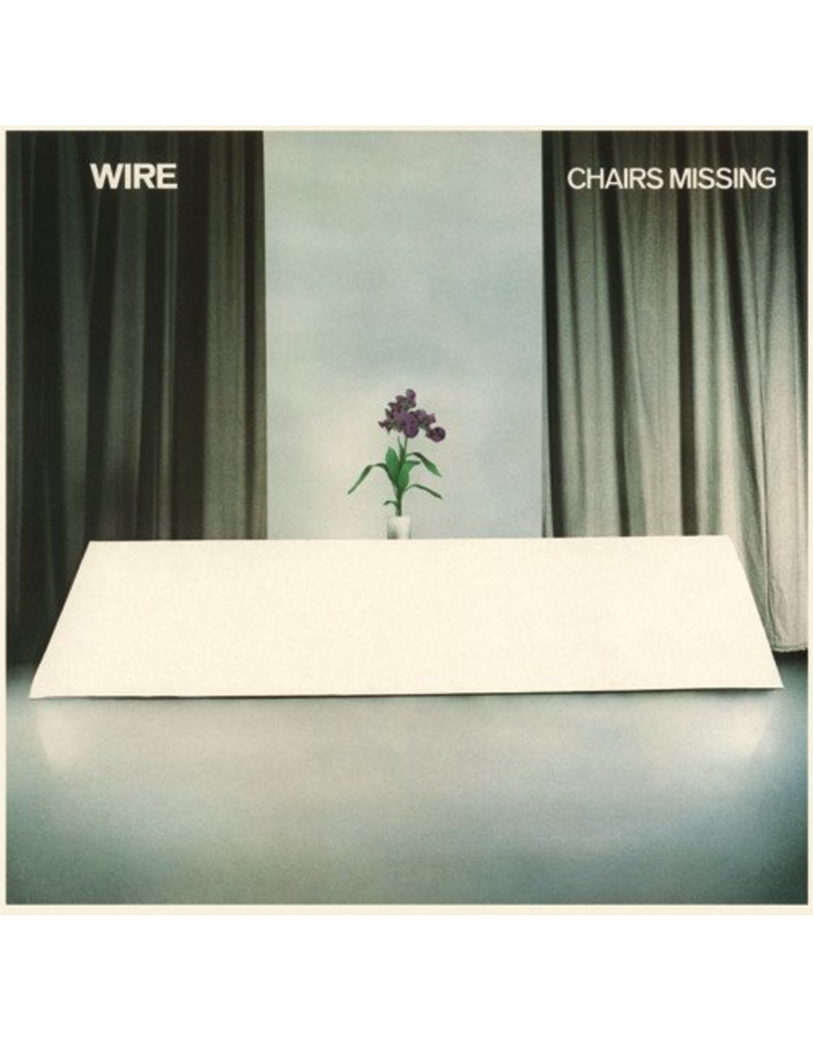 Pink Flag Wire: Chairs Missing (2018 remaster) LP