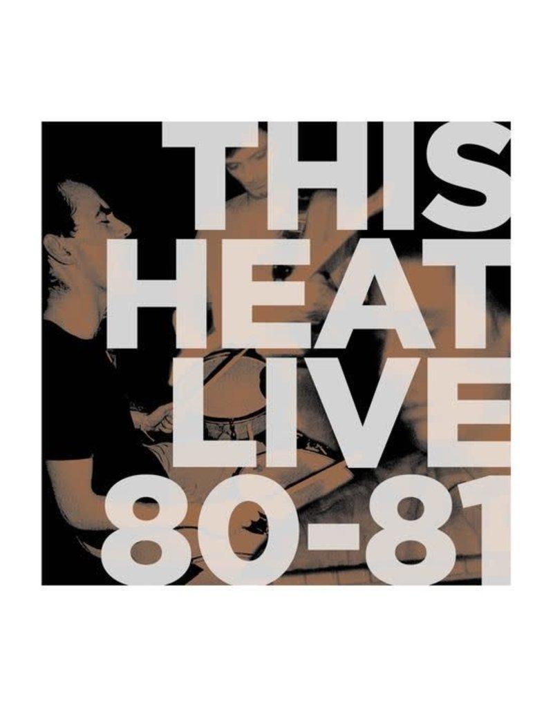 Modern Classics This Heat: Live 80-81 LP
