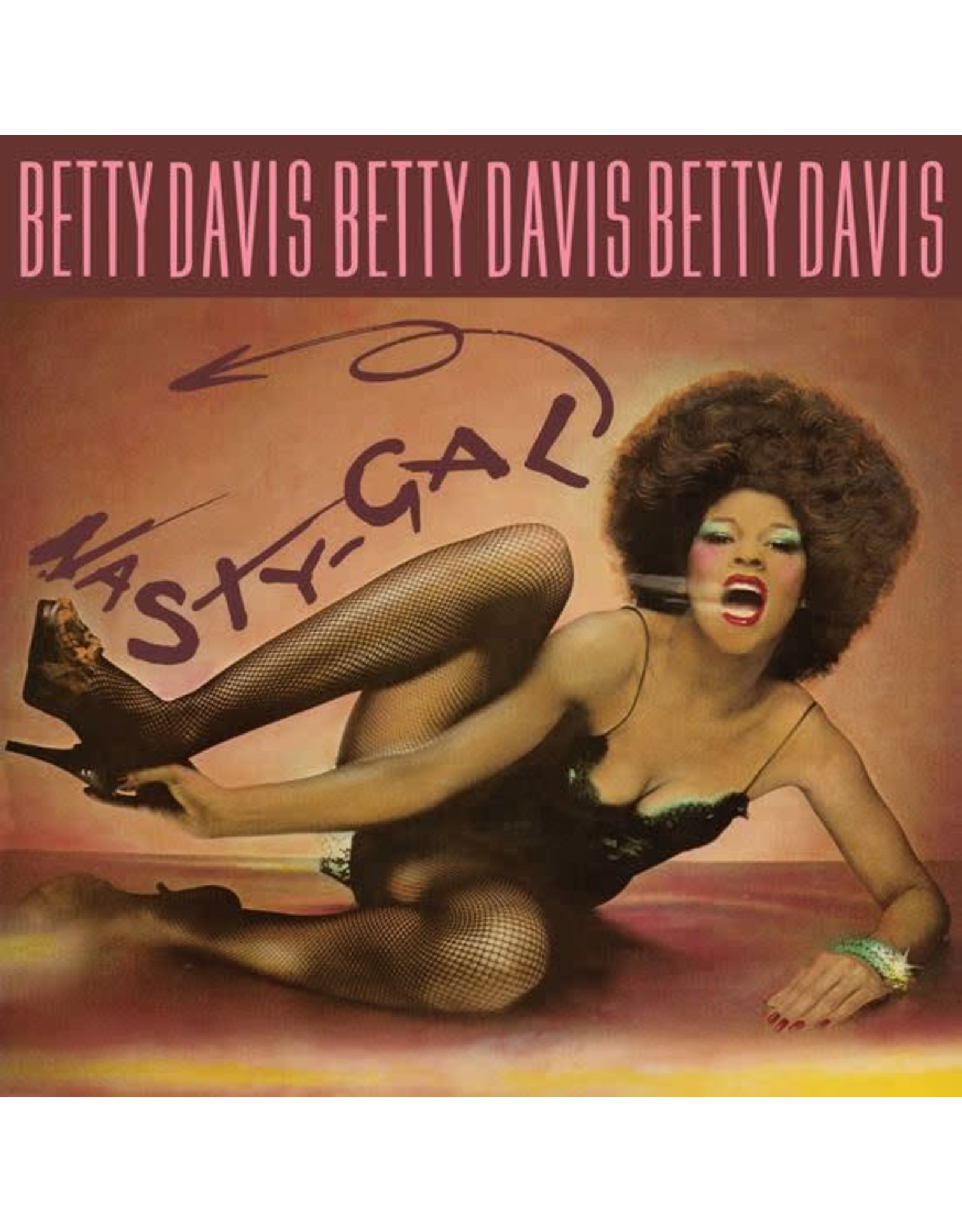 Light in the Attic DAVIS, BETTY: Nasty Gal LP