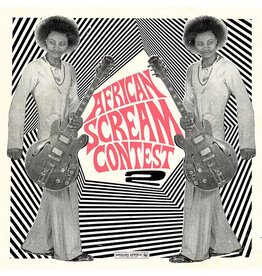 Analog Africa Various: African Scream Contest 2 LP