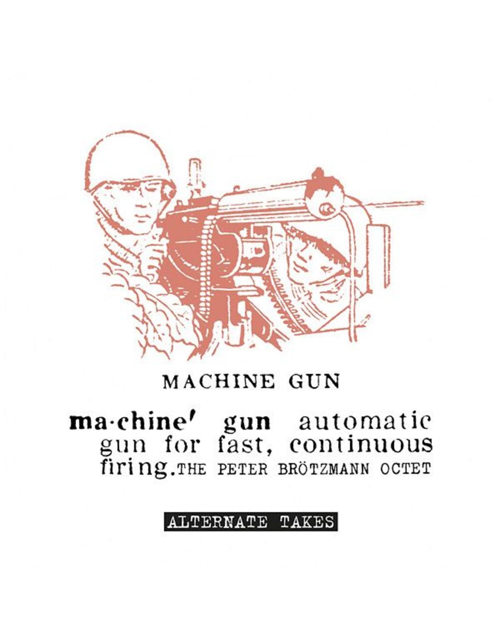 Cien Fuegos Brotzmann, Peter: Machine Alternate Takes LP