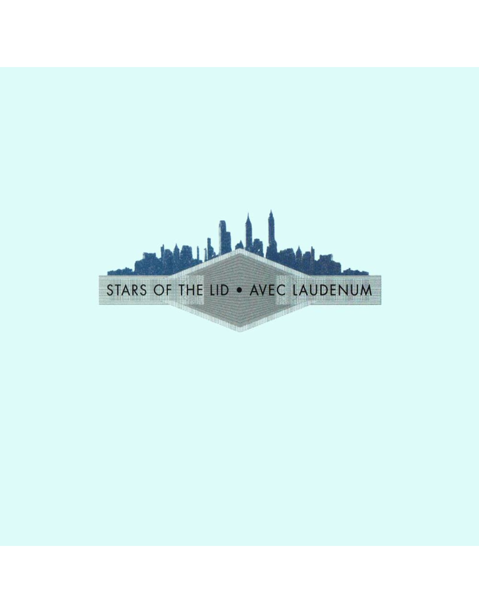 Kranky Stars Of the Lid: Avec Laudenum LP