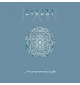 Kranky A Winged Victory for the Sullen: Atomos LP