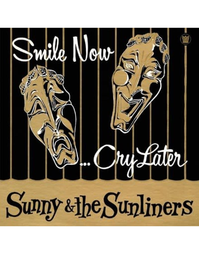 Big Crown Sunny & The Sunliners: Smile Now, Cry Later LP