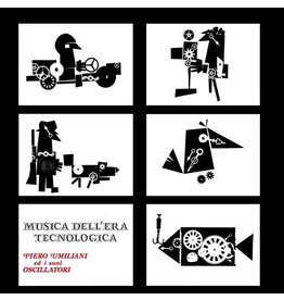 Dagored Umiliani, Piero: Musica Dell LP