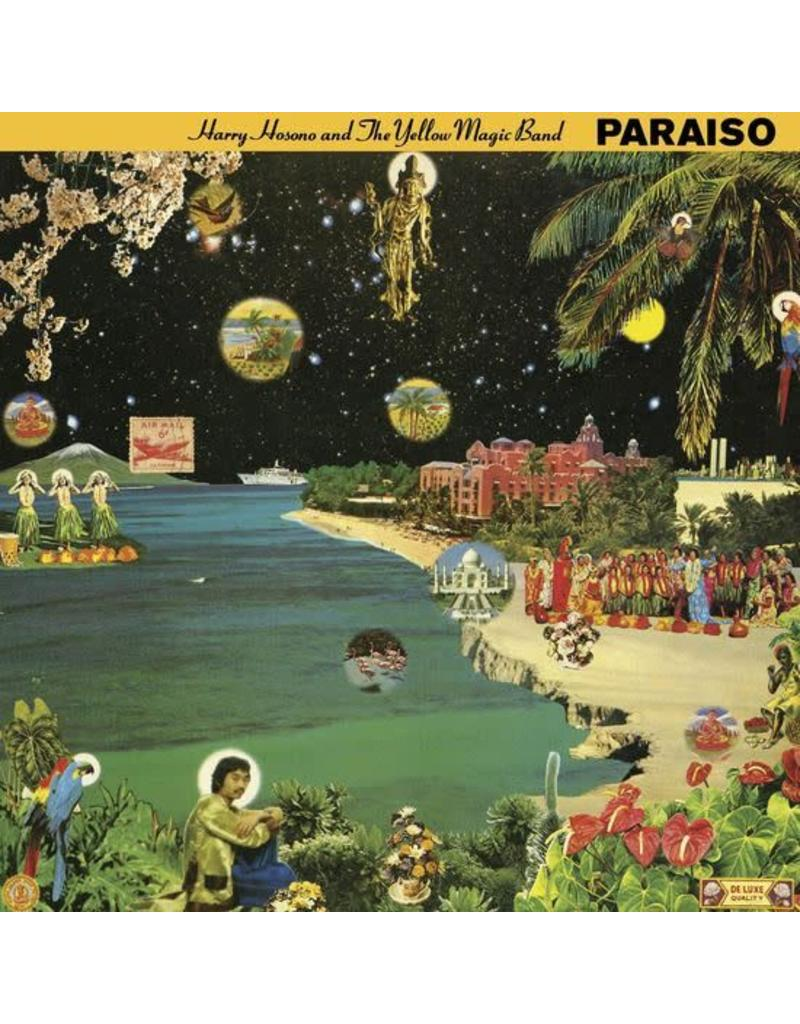 Light in the Attic Hosono, Haruomi: Paraiso LP