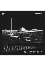Wah Wah 107-34-8933 (Nik Pascal Raicevic): Numbers LP