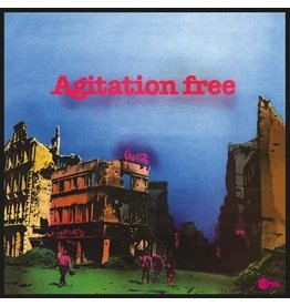 Wah Wah Agitation Free: Last LP