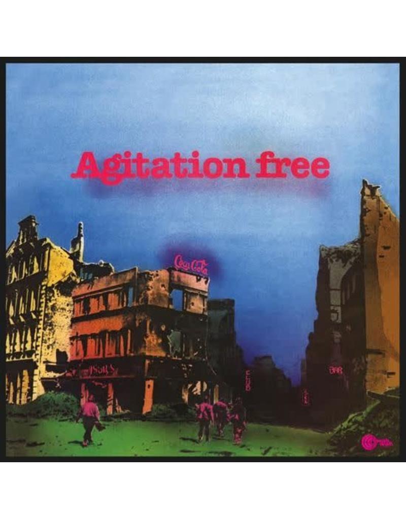 Wah Wah Agitation Free: Last LP