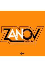 Wah Wah Zanov: Green Ray LP