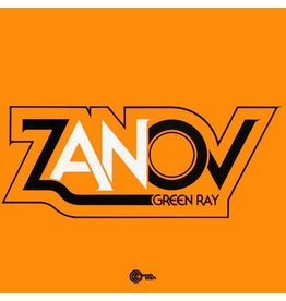 Wah Wah Zanov: Green Ray LP