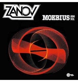 Wah Wah Zanov: Moebius 256 301 LP