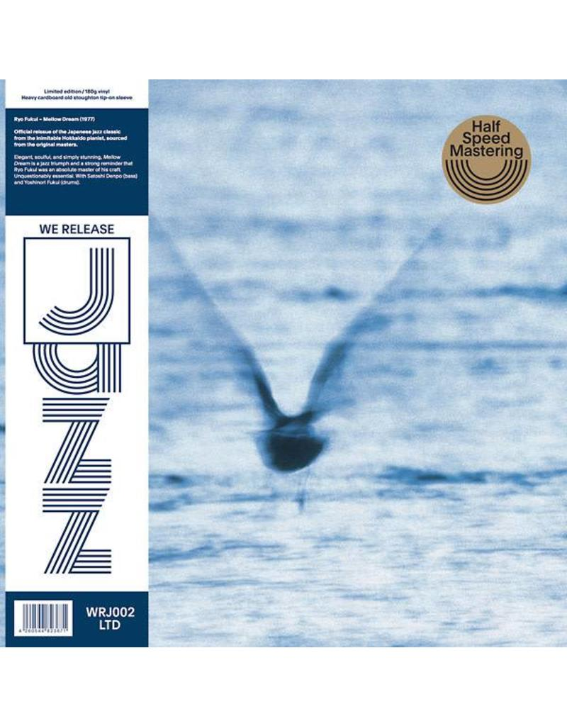 We Release Jazz Fukui, Ryo: Mellow Dream LP