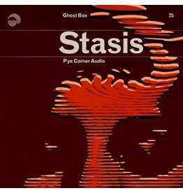 Ghost Box Pye Corner Audio: Stasis LP