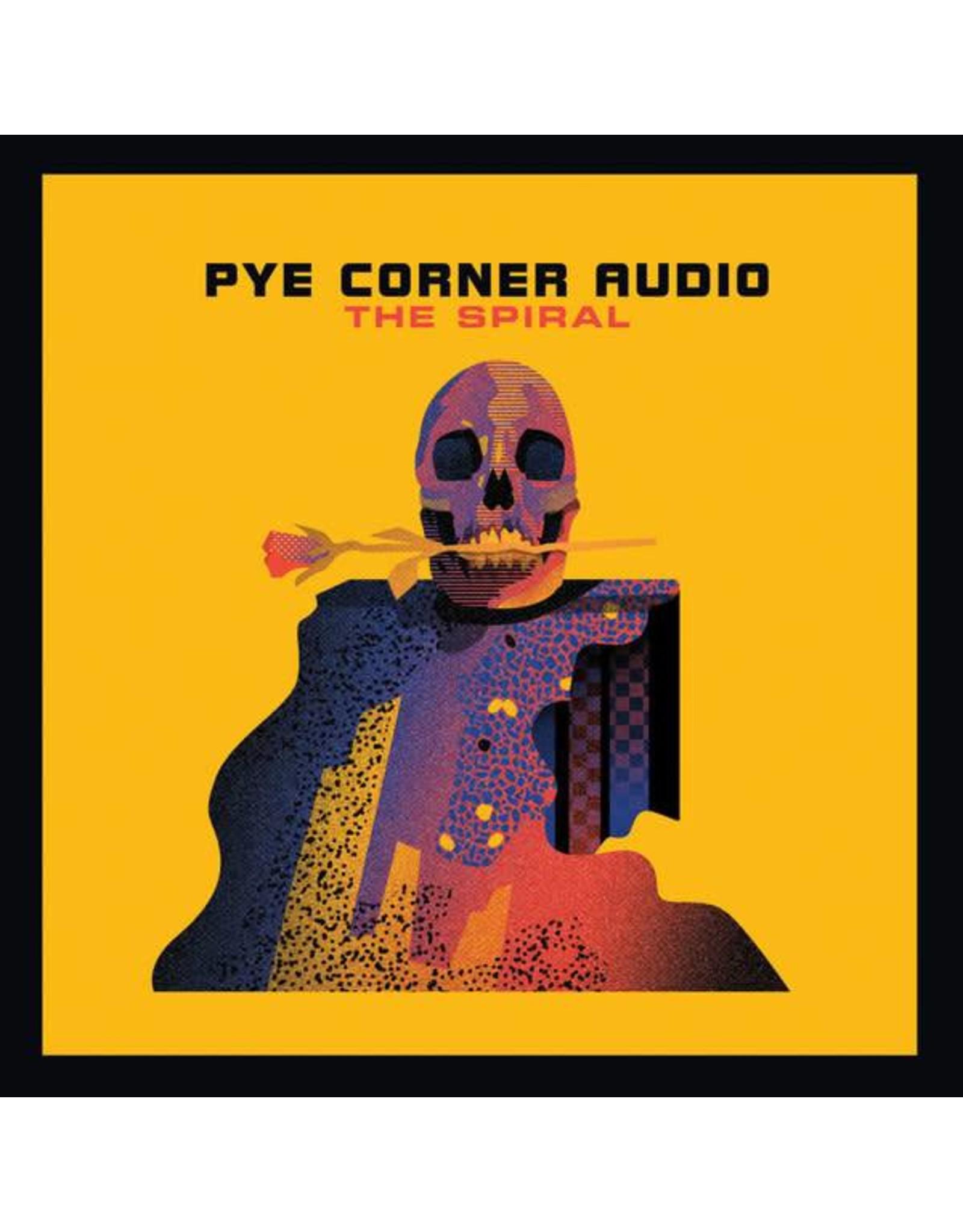 """Death Waltz Pye Corner Audio: The Spiral 10"""""""
