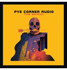 Death Waltz Pye Corner Audio: The Spiral 10""