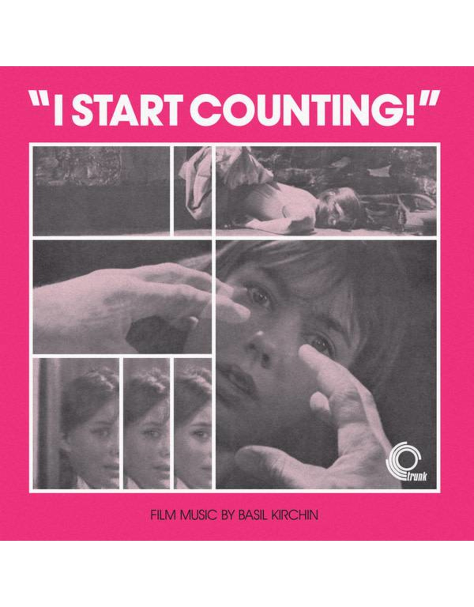 Trunk Kirchin, Basil: I Start Counting LP