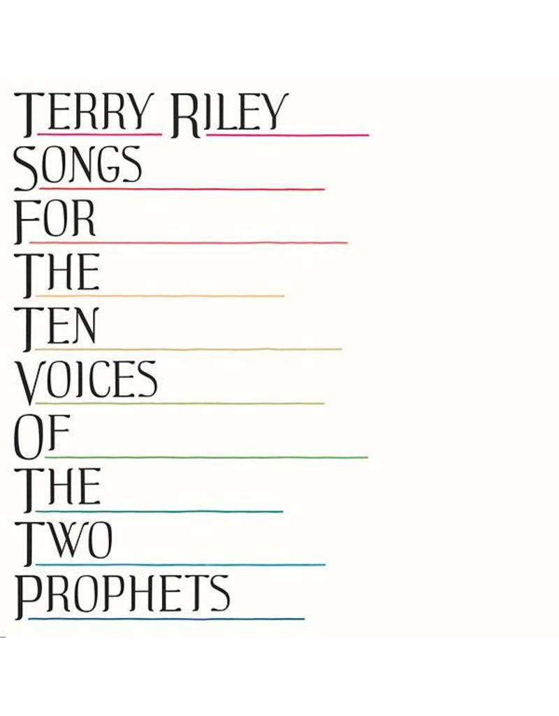 Beacon Sound Riley, Terry: Songs For The Ten Voices Of The Two Prophets LP