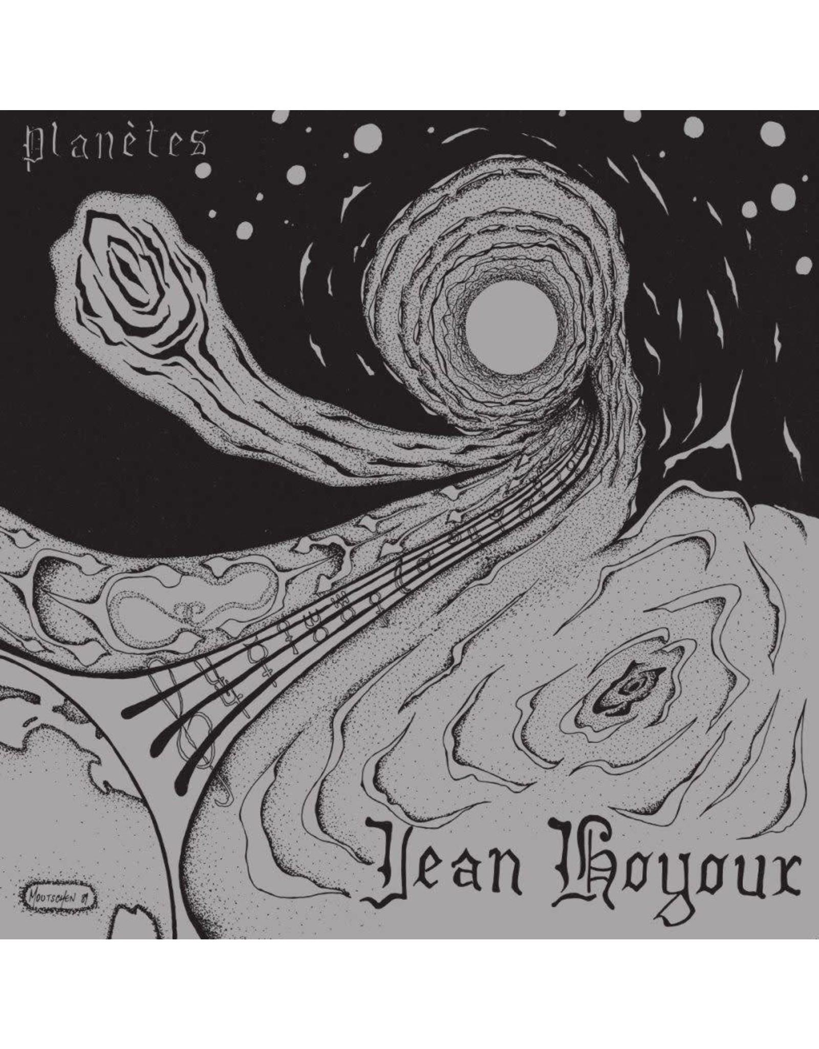 Cortizona Hoyoux, Jean: Planetes LP