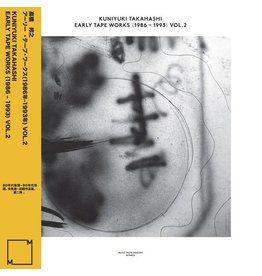 Music From Memory Takahashi, Kuniyuki: Early Tape Works (1986 - 1993) Vol. 2 LP