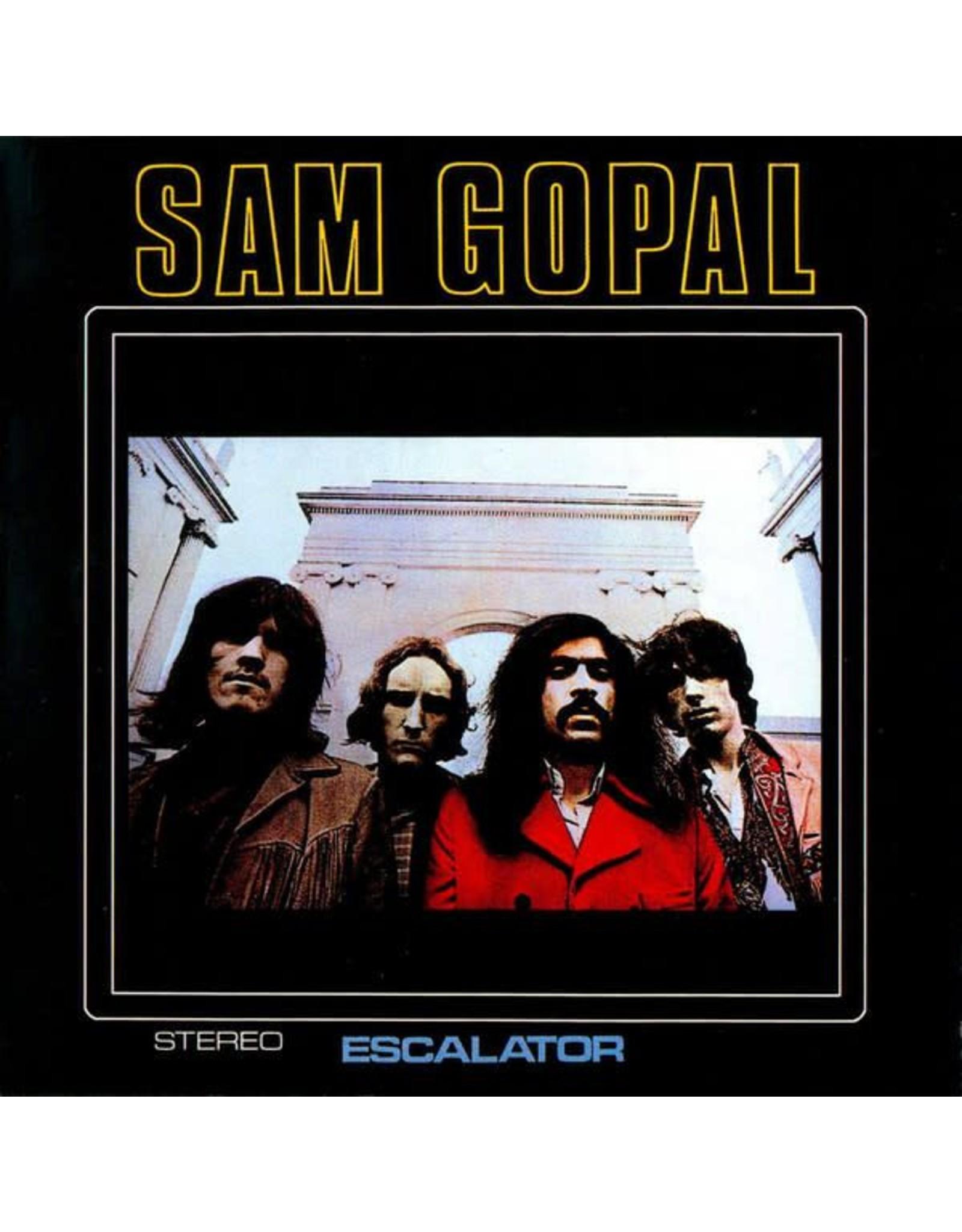 Morgan Blue Town Sam Gopal: Escalator LP