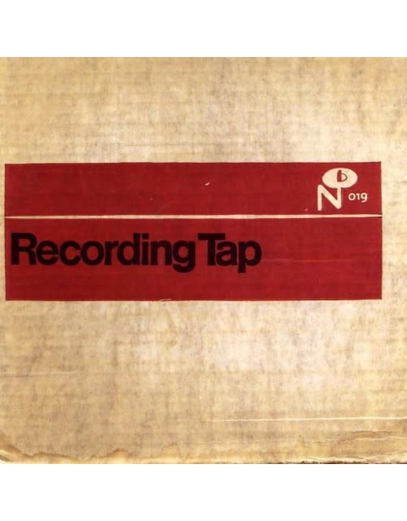 Numero Various: Don't Stop: Recording Tap Box