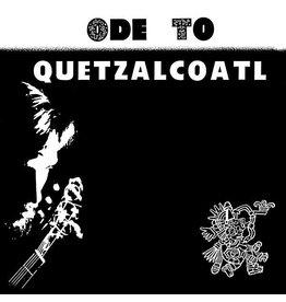 Guerssen Bixby, David: Ode To Quetzalcoatl LP