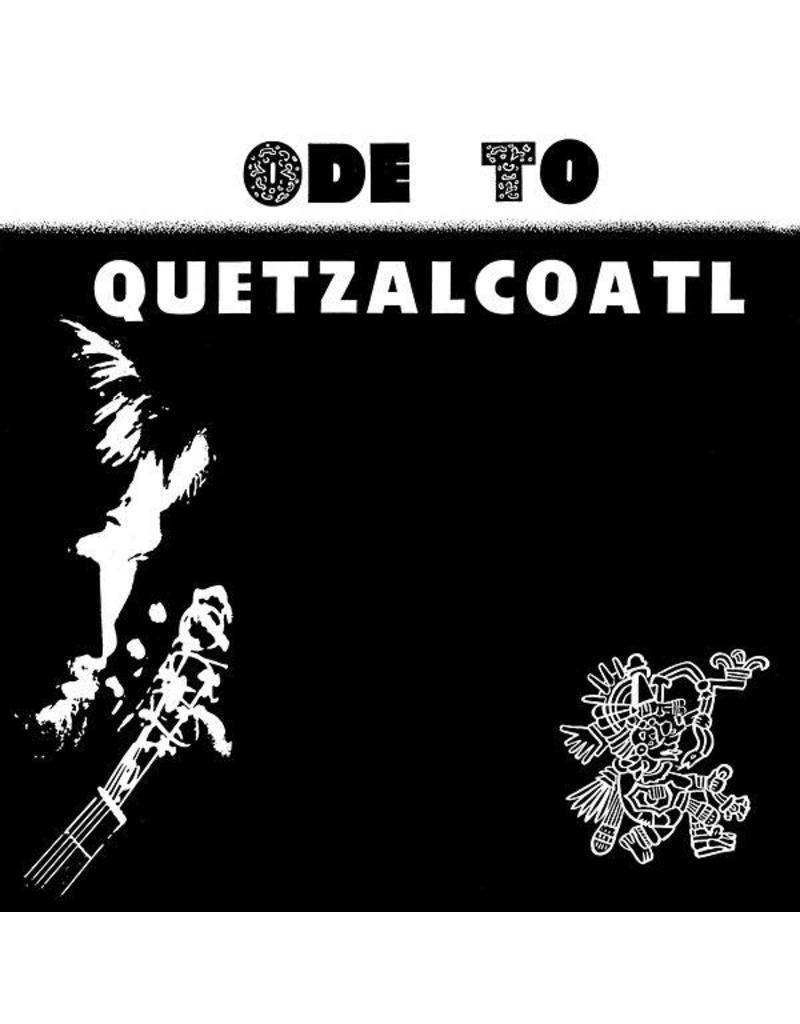 Guerssen Bixby, David: Ode To Quetzalcoatl LP