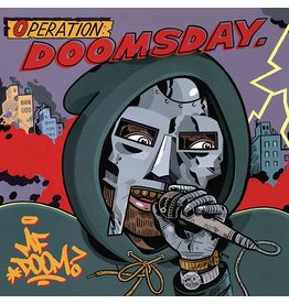 Metal Face MF Doom: Operation Doomsday LP