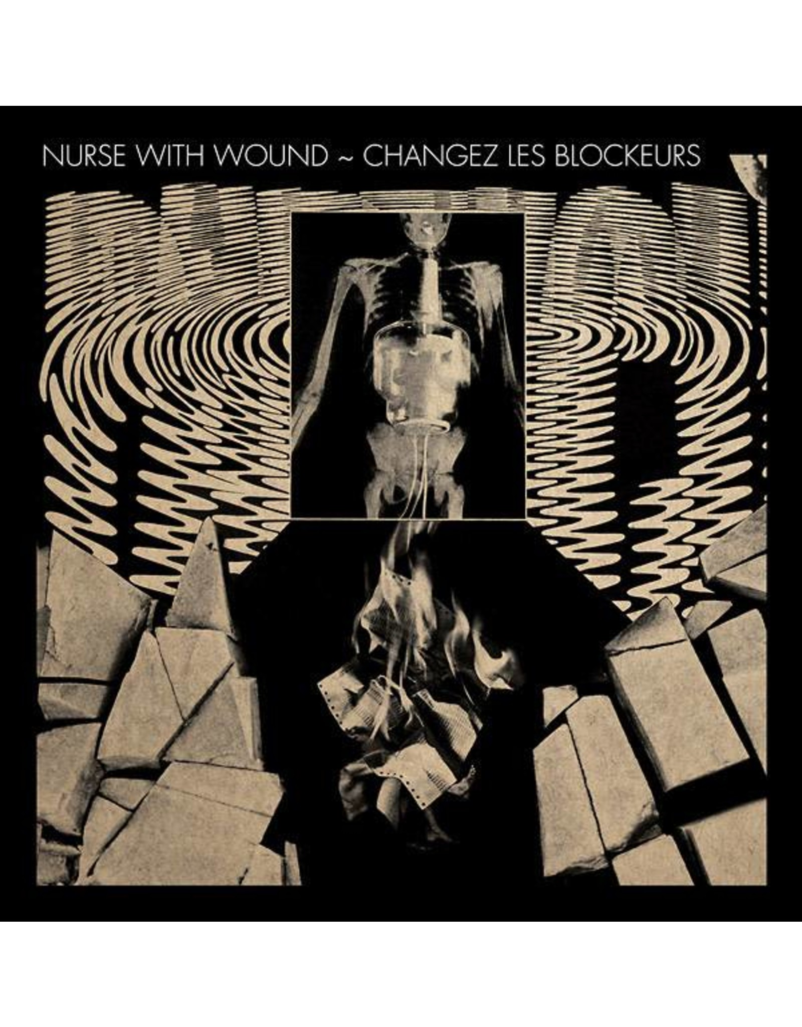 Dirter Nurse With Wound Plays The New Blockaders: Changez Les Blockeurs LP