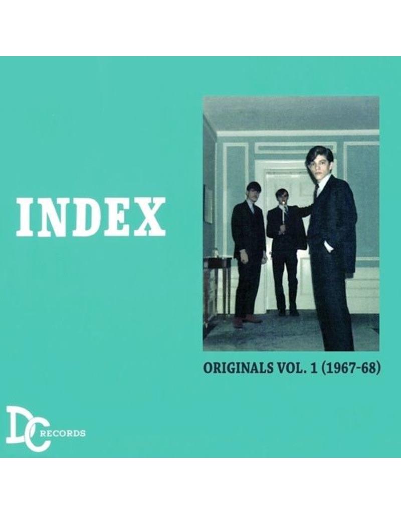 Lion Index: Originals Volume 1 LP