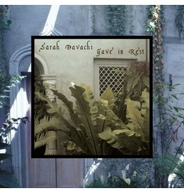 Ba Da Bing Davachi, Sarah: Gave In Rest LP