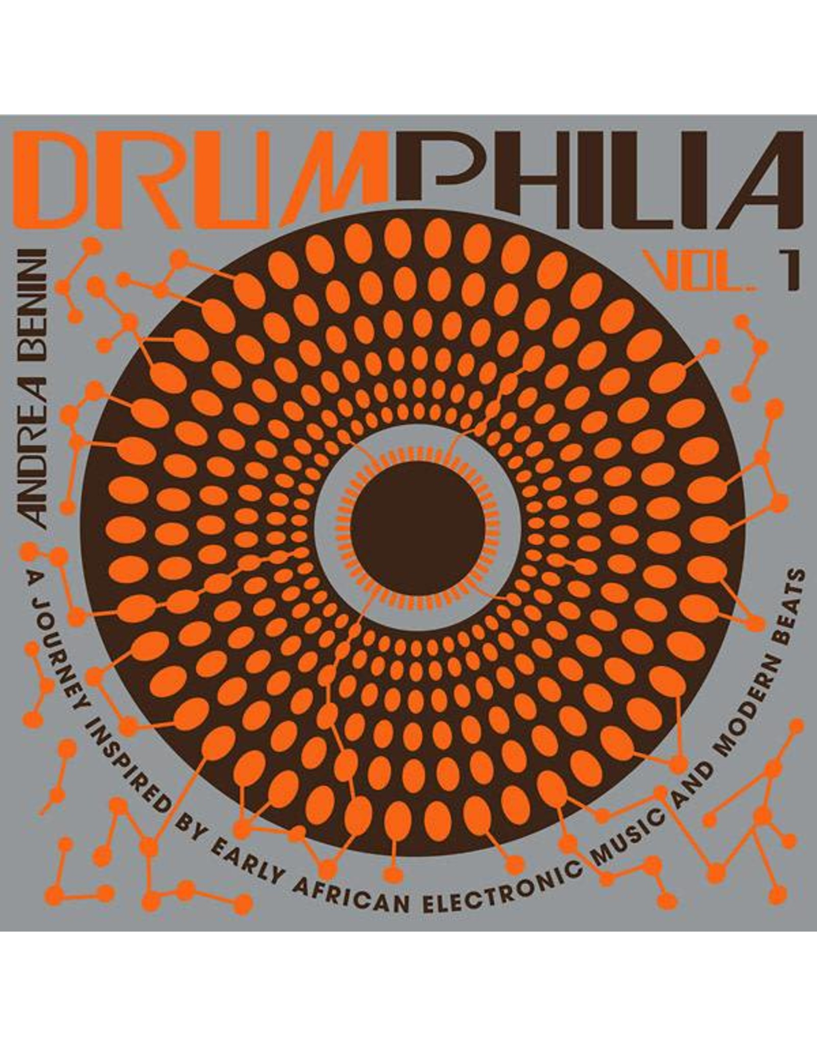 Cristalline Benini, Andrea: Drumphilia Vol. 1 2LP