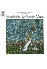 Analog Spark Reich; Steve: Live Electric Music LP