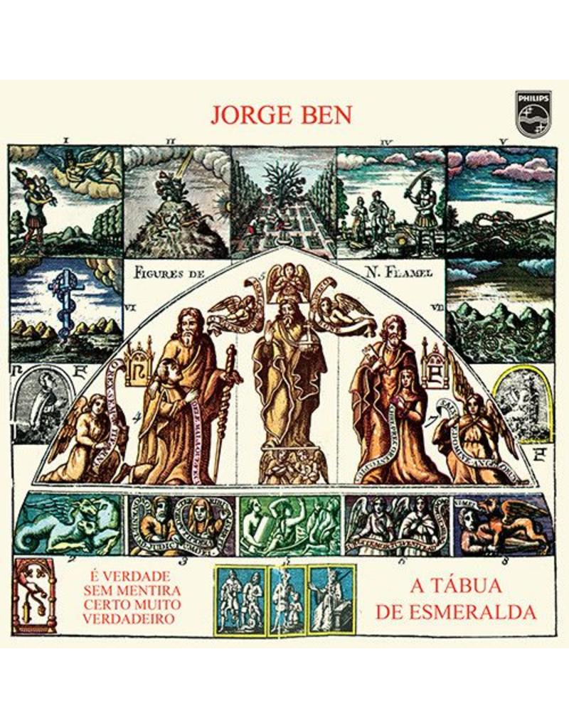 Elemental Ben, Jorge: A Tabua De Esmeralda LP