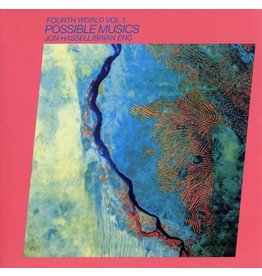 Glitterbeat Eno, Brian & Hassell, Jon: Fourth World Music, Vol. 1: Possible Musics LP