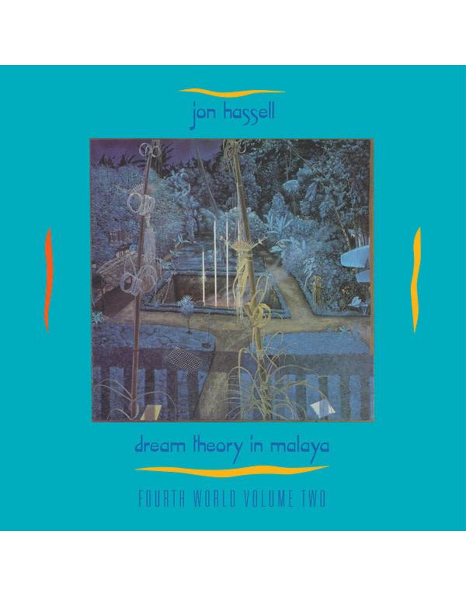 Glitterbeat Hassell, Jon: Dream Theory in Malaya LP