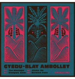 Analog Africa Ambolley, Gyedu-Blay: The Message LP
