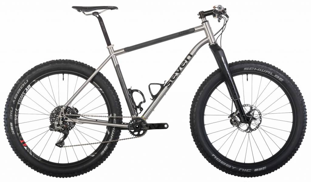 Custom Mountain Bike Frame