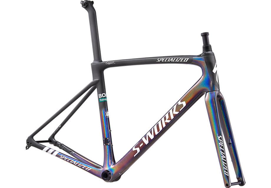 2020 S-Works Roubaix Frameset - Sagan Edition