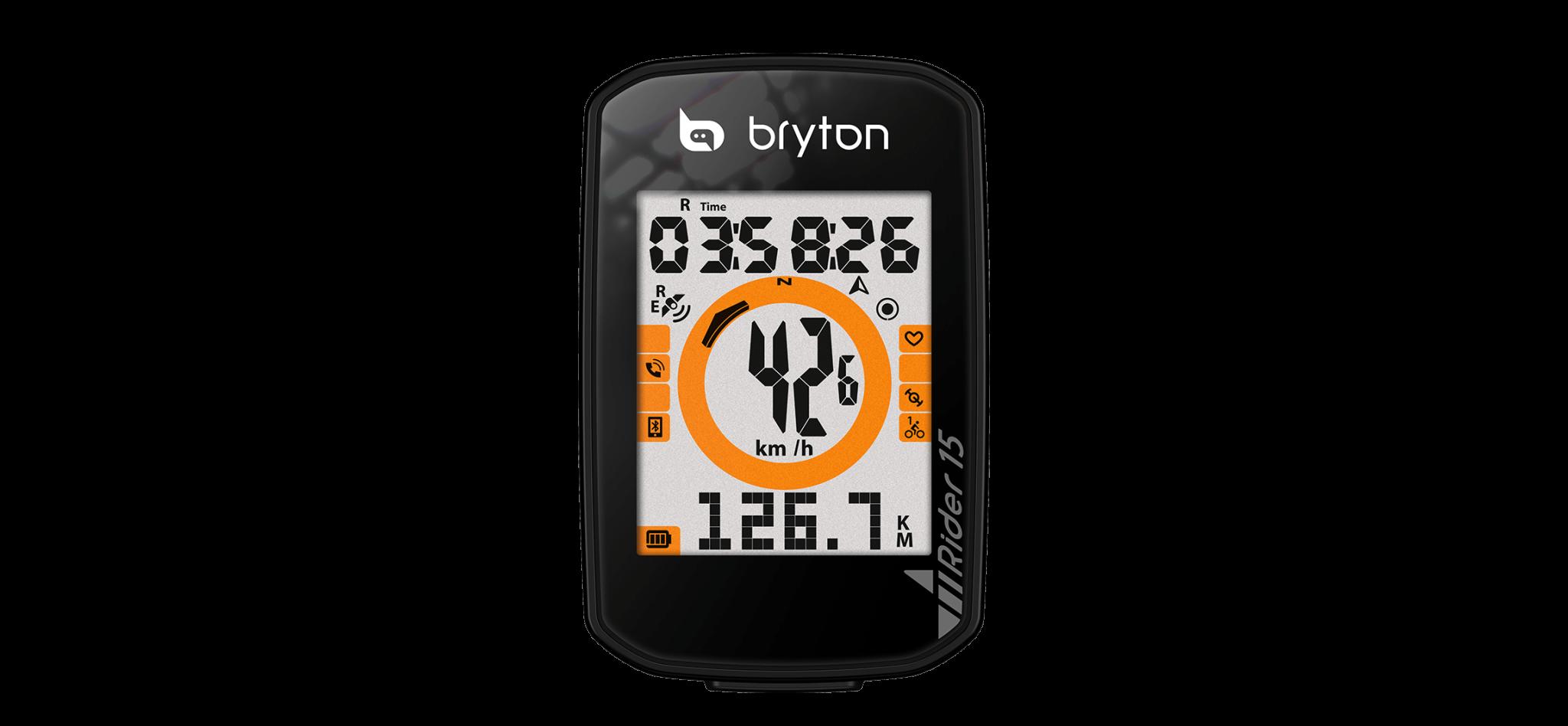 Rider 15 Cycling Computer (GPS)