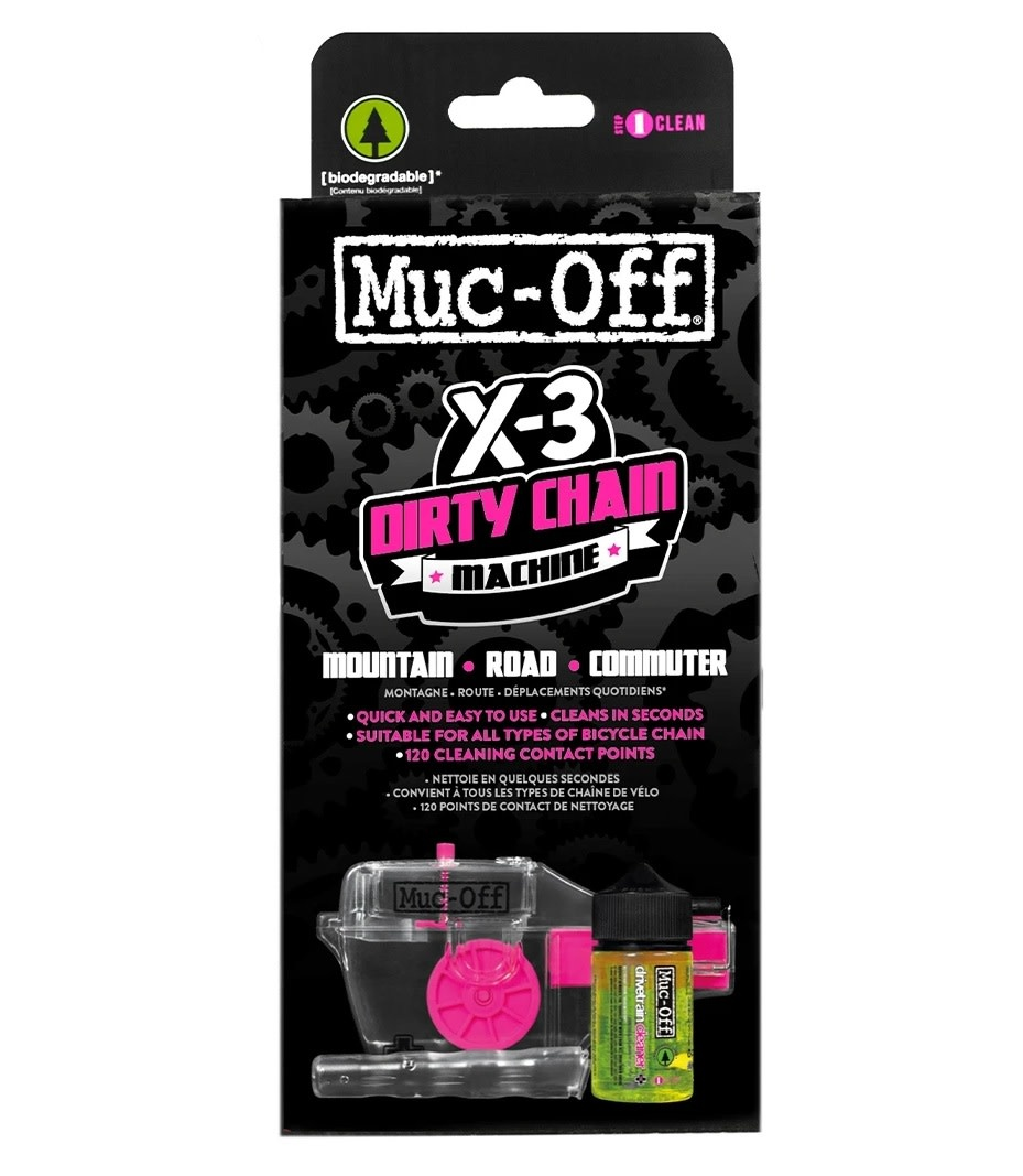 X3 Chain Cleaning Kit