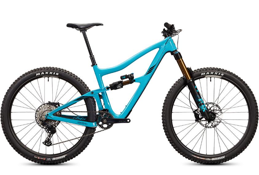 Ripmo V2 Complete Bike SLX w/Fox Factory Blue Medium
