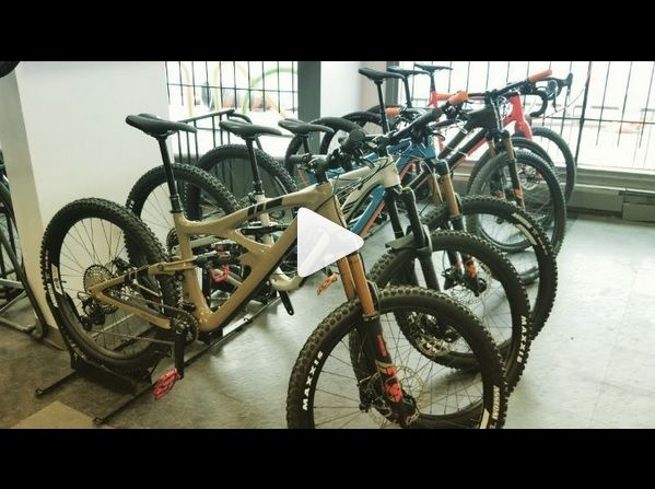 Chain Reaction Bicycles Inc. instagram