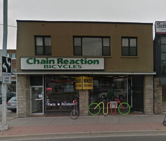 Chain Reaction Bicycles Inc.