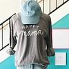 Declaration & Co. Happy Mama Pull Over