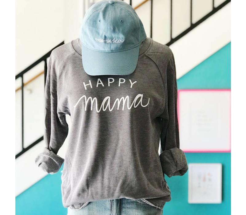 Happy Mama Pull Over